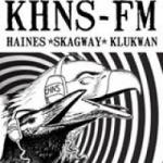 Logo da emissora KHNS 102.3 FM