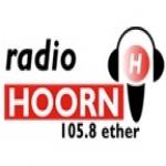 Logo da emissora Hoorn 105.8 FM