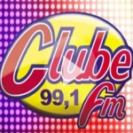 Logo da emissora R�dio Clube 99.1 FM