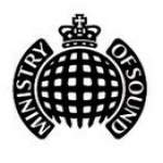 Logo da emissora Webradio Ministry of Sound