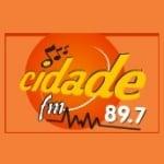 Logo da emissora R�dio Cidade 89.7 FM