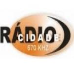 Logo da emissora R�dio Cidade 670 AM