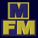 Logo da emissora M FM 107.2 Streekradio FM