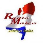 Logo da emissora Maico