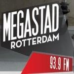 Logo da emissora Megastad 93.9 FM