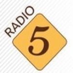 Logo da emissora NOS Radio 5 747 AM