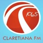 Logo da emissora R�dio Claretiana 106.5 FM