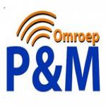 Logo da emissora Omroep P&M 92.5 FM