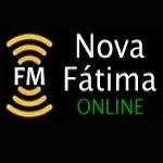 Logo da emissora Rádio Cidade Nova Fátima 87.9 FM