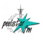 Logo da emissora Peelstar 87.5 FM