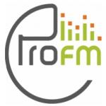 Logo da emissora Pro FM