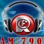 Logo da emissora Rádio Club 790 AM