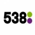 Logo da emissora Radio-538 101.2 FM