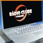 Logo da emissora Rádio Clube 1550 AM