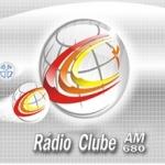 Logo da emissora Rádio Clube 680 AM