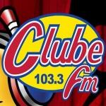 Logo da emissora R�dio Clube 103.3 FM