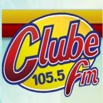 Logo da emissora R�dio Clube 105.5 FM