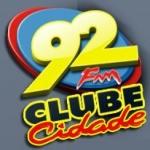 Logo da emissora Rádio Clube Cidade 92.3 FM