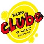 Logo da emissora R�dio Clube de Guaxup� 1430 AM