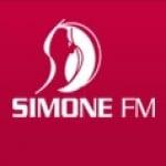 Logo da emissora Simone 107.1 FM
