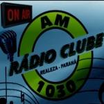 Logo da emissora R�dio Clube de Realeza 1030 AM