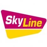Logo da emissora SkyLine FM 106 FM