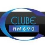 Logo da emissora R�dio Clube de Lages 690 AM