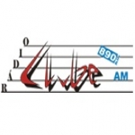 Logo da emissora Rádio Clube 890 AM