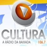 Logo da emissora R�dio Cultura 106.7 FM
