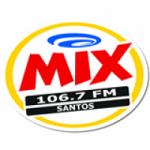 Logo da emissora R�dio Mix 106.7 FM