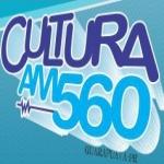 Logo da emissora R�dio Cultura 560 AM
