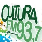 Logo da emissora R�dio Cultura 93.7 FM