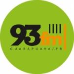 Logo da emissora Rádio Cultura 93.7 FM