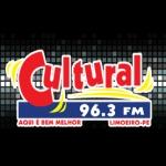 Logo da emissora R�dio Cultural 96.3 FM