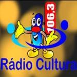 Logo da emissora R�dio Cultura 106.3 FM