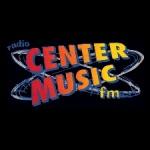 Logo da emissora Center Music 96 FM