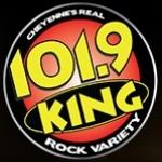 Logo da emissora Radio KIGN 101.9 FM