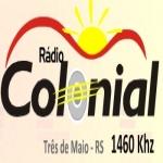 Logo da emissora R�dio Colonial 1460 AM