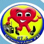 Logo da emissora R�dio Comunit�ria 87.5 FM