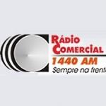 Logo da emissora Rádio Comercial 1440 AM