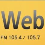 Logo da emissora Web 105.4 FM
