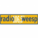 Logo da emissora Weesper 106.5 FM