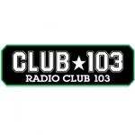 Logo da emissora Club 103 FM