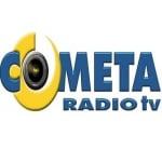 Logo da emissora Cometa Radio 107.4 FM