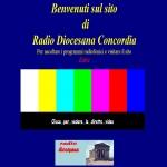 Logo da emissora Concordia 101.4 FM
