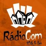 Logo da emissora Rádio Comunidade 104.5 FM