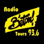 Logo da emissora Radio Béton 93.6 FM