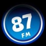 Logo da emissora R�dio Comunit�ria 87 FM