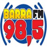 Logo da emissora Rádio Comunitária Barra 98.5 FM