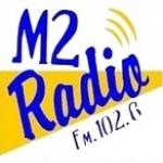 Logo da emissora Emme Due 102.6 FM